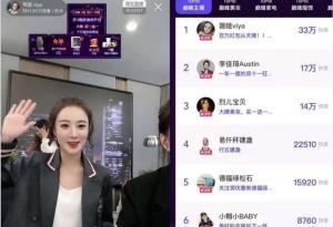 """""""Viya"""" ราชินีนักขายสตรีมสดจีนถูกปรับ 25 ล้าน ฐานละเมิดกฎหมายโฆษณา"""
