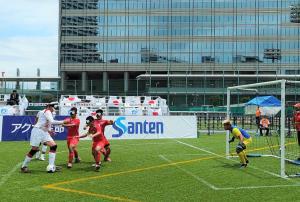 """ปรบมือรัวๆ """"แข้งตาบอดไทย"""" ซิวที่ 4 ศึกฟุตบอลตาบอด """"ปรีพาราลิมปิกเกมส์"""" ที่ญี่ปุ่น"""