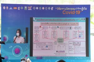 ระบบควบคุมอุณหภูมิวัคซีน ไอเดียคนไทยสู้ภัยโควิด