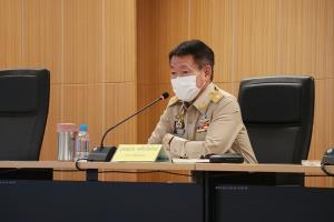 ผู้ว่าฯ ราชบุรีเรียกประชุมคณะกรรมการโรคติดต่อหาแนวทางป้องกัน หลังพบผู้ติดเชื้อในโรงงาน 28 ราย