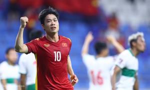 """ยิงให้เด็กมันดู! """"เวียดนาม"""" ต้อนยับ  """"อินโดนีเซีย"""" 4-0 ยึดจ่าฝูง คัดบอลโลก 2022"""