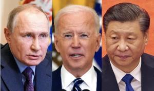 จริงๆ แล้ว 'ไบเดน' ต้องการปรับปรุงความสัมพันธ์กับ 'รัสเซีย' และ 'จีน' ท่ามกลางการต่อต้านของ'พวกหวาดระแวง'ที่ยังมีอยู่มากมาย