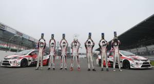 โตโยต้า  Corolla Altis GR Sport รักษาแชมป์ 2 ปีซ้อน และอันดับ 3 รุ่น Super Production 3 รายการ ADAC Total 24h-Race Nürburgring ณ ประเทศเยอรมัน