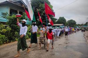 'แพทย์ไร้พรมแดน' ห่วงผู้ป่วยเอชไอวี-วัณโรคในพม่าหลังโดนรัฐบาลทหารสั่งหยุดการทำงาน