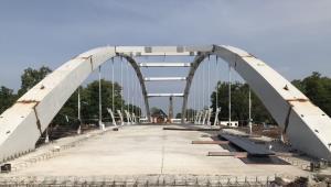 เสร็จ ก.ย.นี้! สะพานข้ามแม่น้ำน่านขึ้นแท่นแลนด์มาร์กใหม่ บูมท่องเที่ยว จ.พิษณุโลก