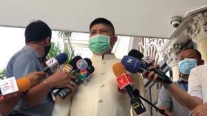 """""""แรมโบ้"""" ซัด """"วิโรจน์"""" โมฆะทางการเมืองไม่ยอมลาออก ย้ำรัฐบาลทำเต็มที่ ยอดฉีดวัคซีนพุ่งที่ 3 อาเซียน"""