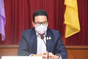 กทม.ประชุมทางไกล กำชับเทศกิจตรวจเข้มสถานที่ป้องกันแพร่ระบาดโควิด-19