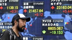 ตลาดหุ้นเอเชียปรับบวกตามทิศทางหุ้นนิวยอร์ก นักลงทุนไม่วิตกเงินเฟ้อ
