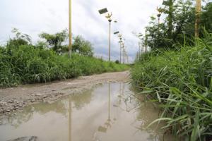 ปปป.ลงตรวจเสาไฟกินรี อบต.ราชาเทวะ ตั้งถี่ผิดปกติ ถลุงงบกว่า 600 ล้าน ชาวบ้านจวกผลาญภาษี