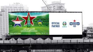 """ไฮเนเก้น คิกออฟแคมเปญฟุตบอลยูโร 2020 ในชื่อ """"Enjoy the Rivalry"""""""