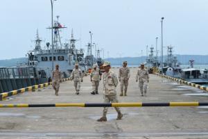สหรัฐฯ ข้องใจถูกปฏิเสธเข้าถึงฐานทัพเรือกัมพูชาอย่างเต็มรูปแบบระหว่างเยือนตามคำเชิญ