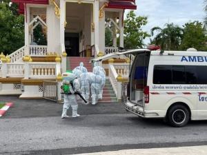 เหยื่อโควิดชาวอุดรฯ สิ้นลมเพิ่มอีก 1 ราย ป่วยอาการน่าเป็นห่วง 5 ราย