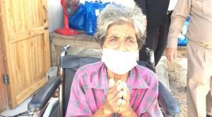 ส.ว.สร้างบ้านมอบรอยยิ้มสู่ชุมชนให้หญิงพิการวัย 70 ปี และครอบครัวบ้านไฟไหม้