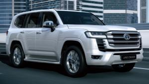 All-new Toyota Land Cruiser (300 Series) ใหม่ เผยโฉมครั้งแรกในโลก