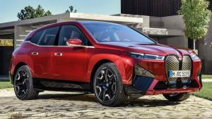 BMW iX xDrive50 Sport เปิดราคาในไทย 5.999 ล้านบาท จำกัดเพียง 20 คัน