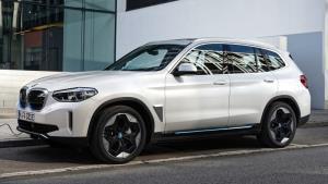 BMW iX3 M Sport ใหม่ เตรียมเปิดรับจอง 21 มิ.ย.นี้ เคาะราคา 3,399,000 บาท