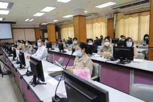 คณะกรรมการโรคติดต่อลพบุรีเห็นชอบแนวทางควบคุมโรคในโรงงาน