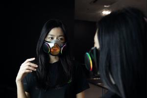 "Razer พร้อมขาย ""หน้ากากอัจฉริยะที่สุดในโลก"" ปีนี้"