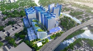"""กทท.ปรับแผน """"สมาร์ทคอมมูนิตี"""" ผุด 12 อาคารรับชุมชนคลองเตย ลงทุน 9.8 พันล้าน"""