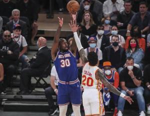 """จับตา """"นิวยอร์ก นิกส์"""" 2021-22 / MVP"""