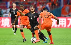 """""""กังหันลม"""" รัวสองเม็ดอัด """"ออสเตรีย"""" 2-0 เข้ารอบยูโรฯ"""