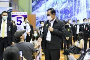 เปิดเกมรุกสู้โควิด    120 วัน ประเทศไทย ต้องชนะ