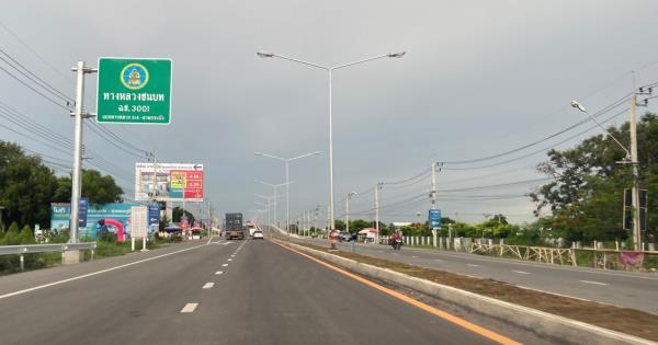 ถนนเทพราช-ลาดกระบัง ลุ้นสิ้นปีนี้ปลดล็อกถนนเจ็ดชั่วโคตร