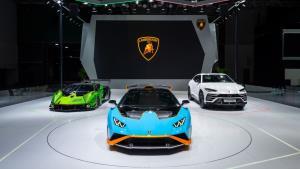 ซูม 5 ดีเทลที่คุณอาจไม่รู้เกี่ยวกับ Lamborghini Ad Personam