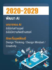 DPU เผยผลวิจัย ซอฟต์สกิล ช่วยมนุษย์เอาชนะ AI
