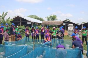 เลขา ฯสำนักกปร. เผยค่ายเยาวชนรู้งานสืบสานพระราชดำริ RDPB Camp  รุ่นที่11  บรรลุผลตามเป้า