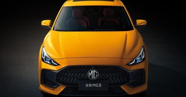 All-new MG5 ใหม่ เตรียมเปิดตัวพร้อมราคาจำหน่ายในไทย 20 ก.ค.นี้