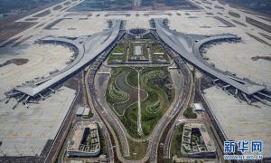 หนึ่งเมืองสองสนามบิน! ท่าอากาศยานเฉิงตู เทียนฟู่ ประตูใหม่บ้านแพนด้ายักษ์