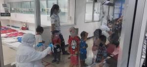 สสจ.ขอนแก่นเผยเด็กติดเชื้อโควิด-19 กว่า 40 คนใน อ.สีชมพูเป็นสายพันธุ์อังกฤษ