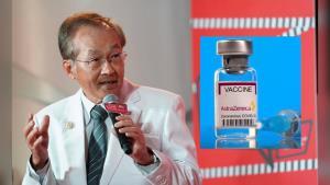 """""""หมอมนูญ"""" วอนรัฐต่อรองบริษัทผลิตแอสตร้าฯ ส่งมอบก่อน 6 เดือน พร้อมขอเพิ่มจำนวนวัคซีน"""