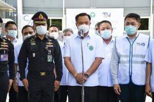 """""""อนุทิน"""" เผยวัคซีนโมเดอร์นา บริษัทตัวแทนในไทยยืนยันนำเข้าในไตรมาส 4"""