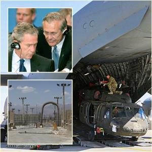"""สหรัฐฯยุติปฎิบัติการใน """"อัฟกานิสถาน"""" หลังปิดฐานทัพบากราม """"โดนัลด์ รัมส์เฟลด์"""" คู่ใจบุชทำสงครามอิรัก เสียชีวิตในวัย 88 ปี"""