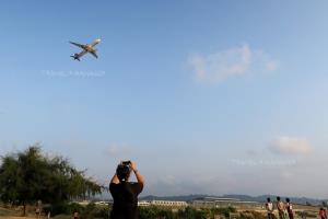 """เที่ยว """"อุทยานแห่งชาติสิรินาถ"""" ชมเครื่องบินขึ้น-ลง ที่หาดไม้ขาว รับภูเก็ตแซนด์บ็อกซ์"""