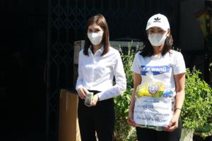 """""""พลภูมิ""""ร่วมกับ ว่าที่ผู้สมัครส.ก.พรรคเพื่อไทย ตั้ง""""ทีมเฉพาะกิจ""""ช่วยหา """"เตียง"""" ให้ผู้ป่วยโควิด"""
