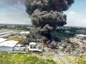 ถอดบทเรียนเหตุระเบิดโรงงานผลิตเม็ดโฟมและพลาสติกขนาดใหญ่ในซอยกิ่งแก้ว 21