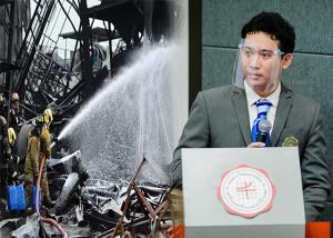 """""""ดร.รักไทย"""" แนะจัดตั้ง """"องค์กรจัดการสถานการณ์ฉุกเฉิน"""" หลังเจอบทเรียนโรงงานกิ่งแก้วไฟไหม้"""