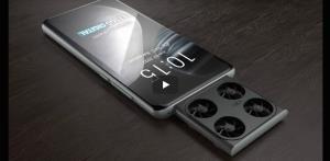 """ฮือฮาวิดีโอจำลองสิทธิบัตรใหม่ """"Vivo"""" โทรศัพท์มีกล้องโดรนจิ๋วบินได้"""