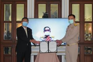 นายกฯ ถกทีม ศก.ออกมาตรการเยียวยา ปชช.ผู้ประกอบการ 10 จังหวัด พร้อมรับมอบวัคซีนแอสตร้าเซนเนก้าจากญี่ปุ่น