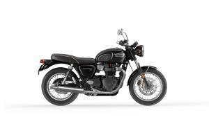 Bonneville T100_Jet Black