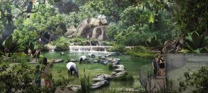 """""""สิงคโปร์"""" ชูป่าล้อมเมือง เดินหน้าสร้างแลนด์มาร์กสีเขียวแห่งใหม่ สู่แหล่งท่องเที่ยวเชิงนิเวศชั้นเยี่ยม"""