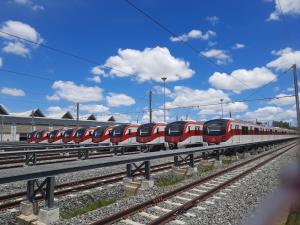 กรมรางเปิดตัวสถาบันวิจัยและพัฒนาระบบราง ลุยผลิตชิ้นส่วน-รถไฟ EV ในประเทศ
