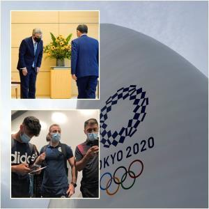 """สุดช็อก! เกิดคลัสเตอร์โควิด-19 ที่โรงแรมโอลิมปิกระหว่าง """"โตเกียว"""" เคสใหม่ยอดพุ่ง"""