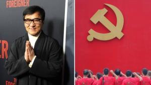 """""""เฉินหลง"""" อยากร่วมพรรคคอมมิวนิสต์จีนแต่โดนชาวจีนต่อต้านบอกไม่เหมาะสม"""