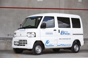 มิตซูบิชิ ลงนามMOUกับอีเทอร์นิตี้ แกรนด์ โลจิสติคส์  ศึกษานำร่องการใช้รถไฟฟ้าพลังงานแบตเตอรี่ เพื่อการพาณิชย์