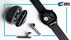 Review : Huawei Watch 3 - FreeBuds 4 คู่หูสมาร์ทวอทช์สุขภาพ และหูฟังไร้สายตัดเสียงรบกวน