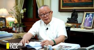 """(ชมคลิป) SONDHI TALK : ชีวิตคนไทยกับความล้มเหลวของรัฐ - """"โมเดอร์นา"""" วัคซีนปั่นหุ้น - ประเทศไทยกำลังจะไปดวงจันทร์? แต่ประชาชนยังข้ามจังหวัดไม่ได้เลย"""
